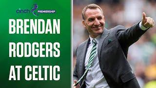 Brendan Rodgers Leaves Celtic! | Brendan Rodgers Celtic Highlights | Ladbrokes Premiership