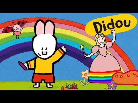 La Fée arc-en-ciel - Didou, dessine-moi La Fée arc-en-ciel | Dessins animés pour les enfants