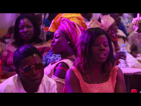 BEST COLOURFUL NIGERIA WEDDING RECEPTION OPEYEMI & OLUFUNMILAYO 2017