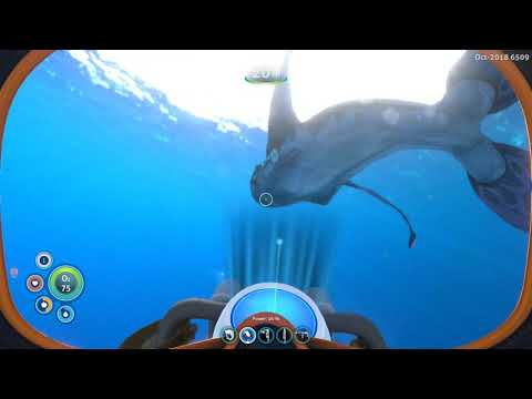 Subnautica: Below Zero - new giant creature
