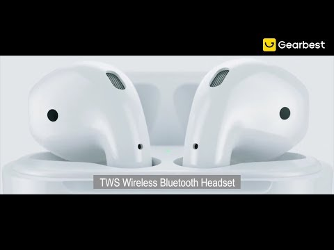 i12 TWS Binaural Call Bluetooth V5 0 Earbuds - Gearbest.com