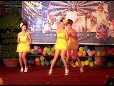 Nhảy hiện đại - Magic Girl - giesulove.net