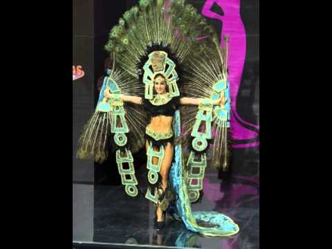 High Fashion: Parade Of National Costumes - Pageant - Miss Universe