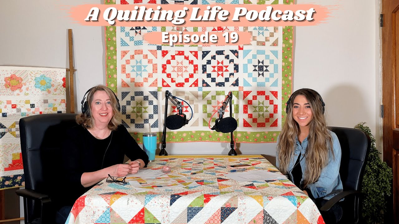 Download Episode 19: Fabric Stashes, Seasonal Sewing, and Balancing Housework with Sewing Time