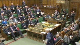 Britisches Parlament billigt Gesetz zur EU-Volksabstimmung