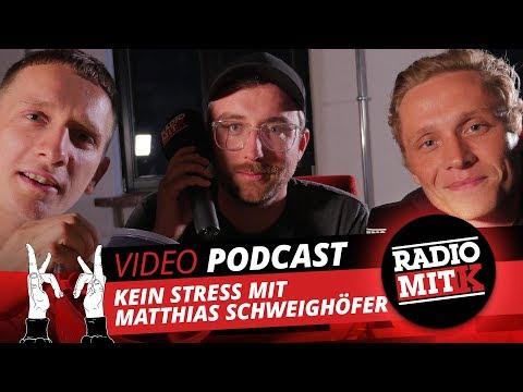 Kraftklub - Kein Stress mit Matthias Schweighöfer - Radio mit K - Episode 27