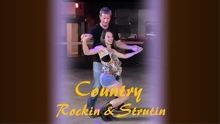 Country Rockin & Strutin - Bob Seger