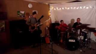 "JAM session in ""Funk Hole"""