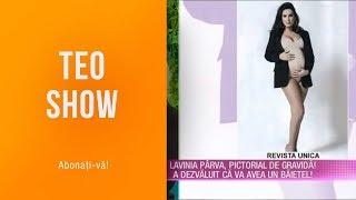 Teo Show (27.02.2019) - Lavinia Parva, pictorial gravida! Ilie Nastase, 9 luni cu suspend ...