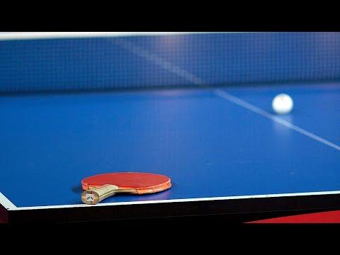 "Table Tennis ""Around The Net"""