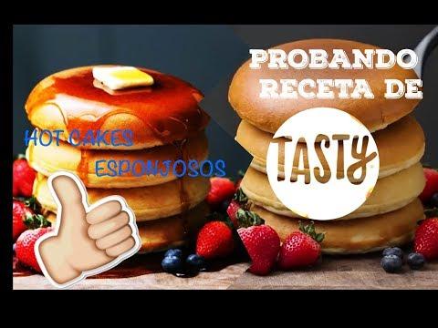 Hot Cakes Realmente Esponjosos- JunoCrea♡