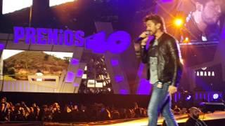 Pablo Lopez ft Juanes - Tu enemigo Premios 40 prin