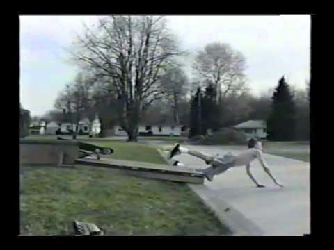 Big Cat Scott Pfaff 14 Year Old Skate Slam
