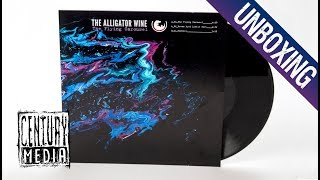 THE ALLIGATOR WINE - The Flying Carousel (Unboxing)