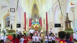 Trực Tiếp Thánh Lễ Tạ Ơn - Khánh Thành Đền Thánh Antôn Và Đền Thánh Phêrô Lê Tuỳ Tại GX Sài Quất