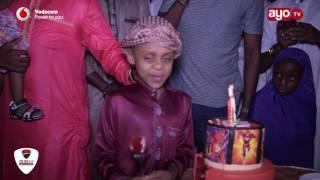 Usiku wa Birthday ya mtoto wa Alikiba