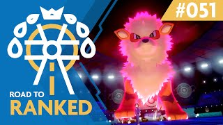 Road to Ranked #51 - Playing the #5 Ranked Player! (3rd Game) | Competitive VGC 20 Pokemon Battles