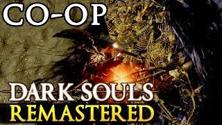 Zagrajmy w Dark Souls Remastered - CO-OP z KondzioPlayer
