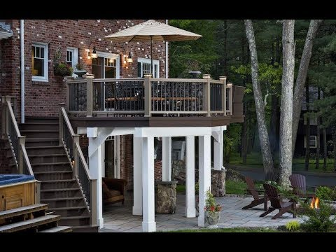 Charming Suspended Wooden Terrace   Practical Sheet And Inspiring Design Ideas