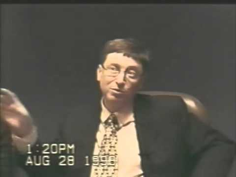 Bill Gates - Deposition Part 6 of 12