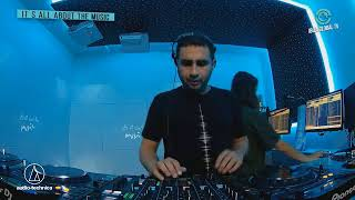 Andres Line at Ibiza Global Radio for It's all about the Music Radio Show, October 5th 2017 2nd Hour