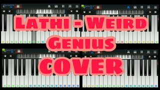 Download Lathi - Weird Genius ( Cover )