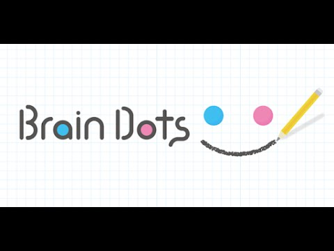 Brain Dots 145 ... 192 (by Translimit, Inc) - puzzle game for android and iOS - gameplay.