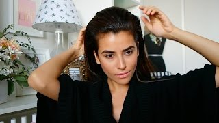 Sleek Wet Look Hair Tutorial (EASY)