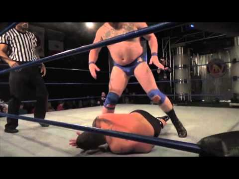 CWF Mid-Atlantic Wrestling: Mark James & Jimmy Parker vs Smith Garrett & Corey Duncum (12/27/14) from YouTube · Duration:  6 minutes 21 seconds