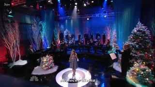 Jackie Evancho - Oh Holy Night Subtitulado al Español