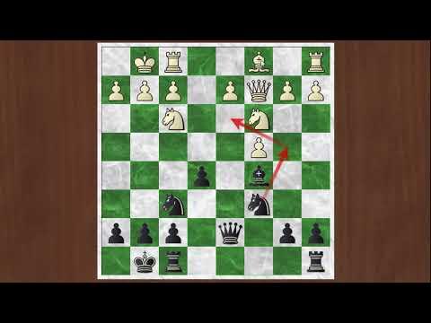 Chess postmortem #59: Center-counter (Scandinavian) defense