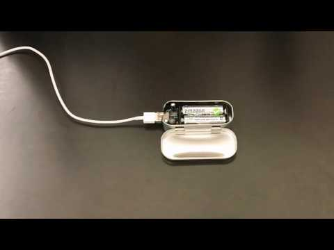 Sara's Starter Project - MintyBoost Phone Charger