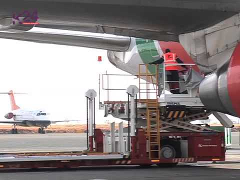 Africa Air Cargo Business