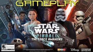 Pinball FX2 - Star Wars™ Pinball: The Force Awakens (HD) PC Gameplay