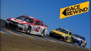 Race Rewind: Sonoma In 15