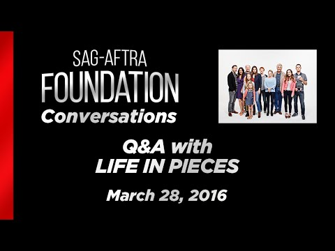Conversations with LIFE IN PIECES