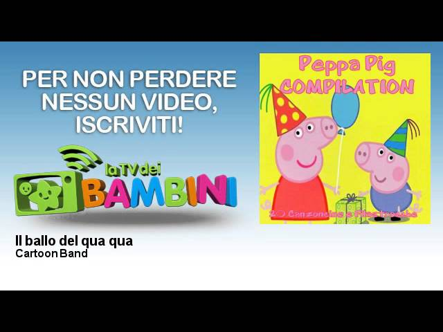 Il Ballo Del Qua Qua Cartoon Band Shazam