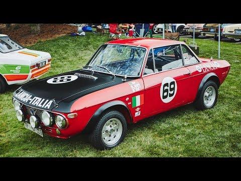 1969 Lancia Fulvia Rallye 1.6 HF- One Take
