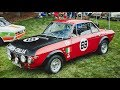 1969 Lancia Fulvia Rallye 1.6 HF- One Take