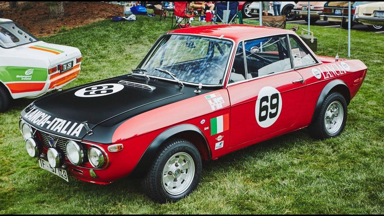 1969 Lancia Fulvia Rallye 1.6 HF- One Take - YouTube