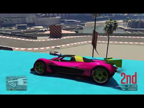 GTA ONLINE - Creator:  MONACO SNEAK PREVIEW
