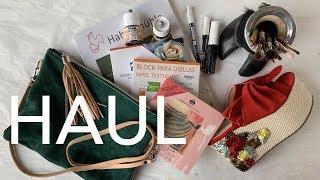 Buenos Aires Haul: Art Supplies & Fashion