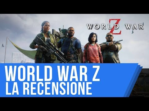 World War Z: Recensione Dello Shooter Co-op A Base Di Zombie