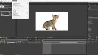 After Effects Quick Shattering Morph Tutorial