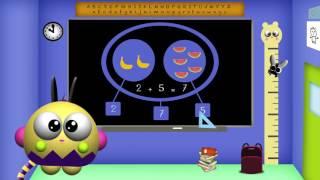 Durante Matemáticas CP : problemas con adiciones de 6-7 años