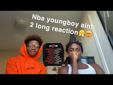 Download Never Broke Again Vol 1 (Ain't Too Long 2) reaction
