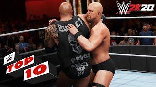Shocking Stolen Finishers: WWE 2K20 Top 10