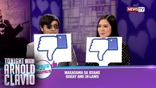 Tonight with Arnold Clavio: 'The Cips' on marriage and family concerns