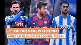 VIDEO: Top buts : un festival signé Messi