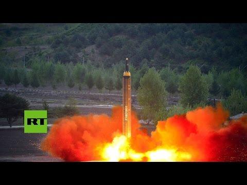 Ensayo balístico en Corea del Norte: El nuevo misil de largo alcance tendría capacidad nuclear